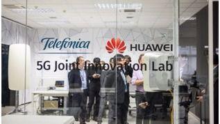 Telefónica y Huawei completan la primera prueba de concepto del mundo de 5G sin celdas