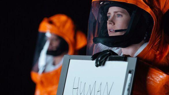 Crítica de cine. La llegada: ciencia ficción inteligente; hipnótica Amy Adams