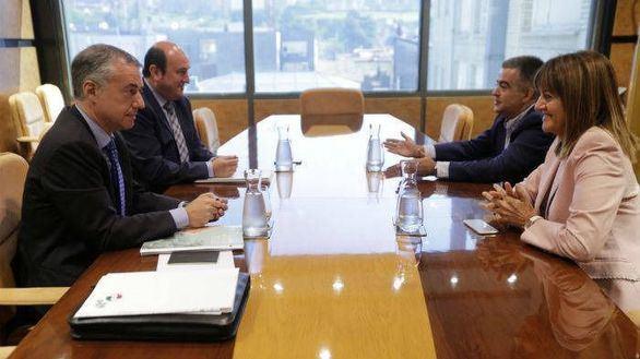 El PNV y el PSE llegan a un acuerdo para gobernar en coalición en el País Vasco