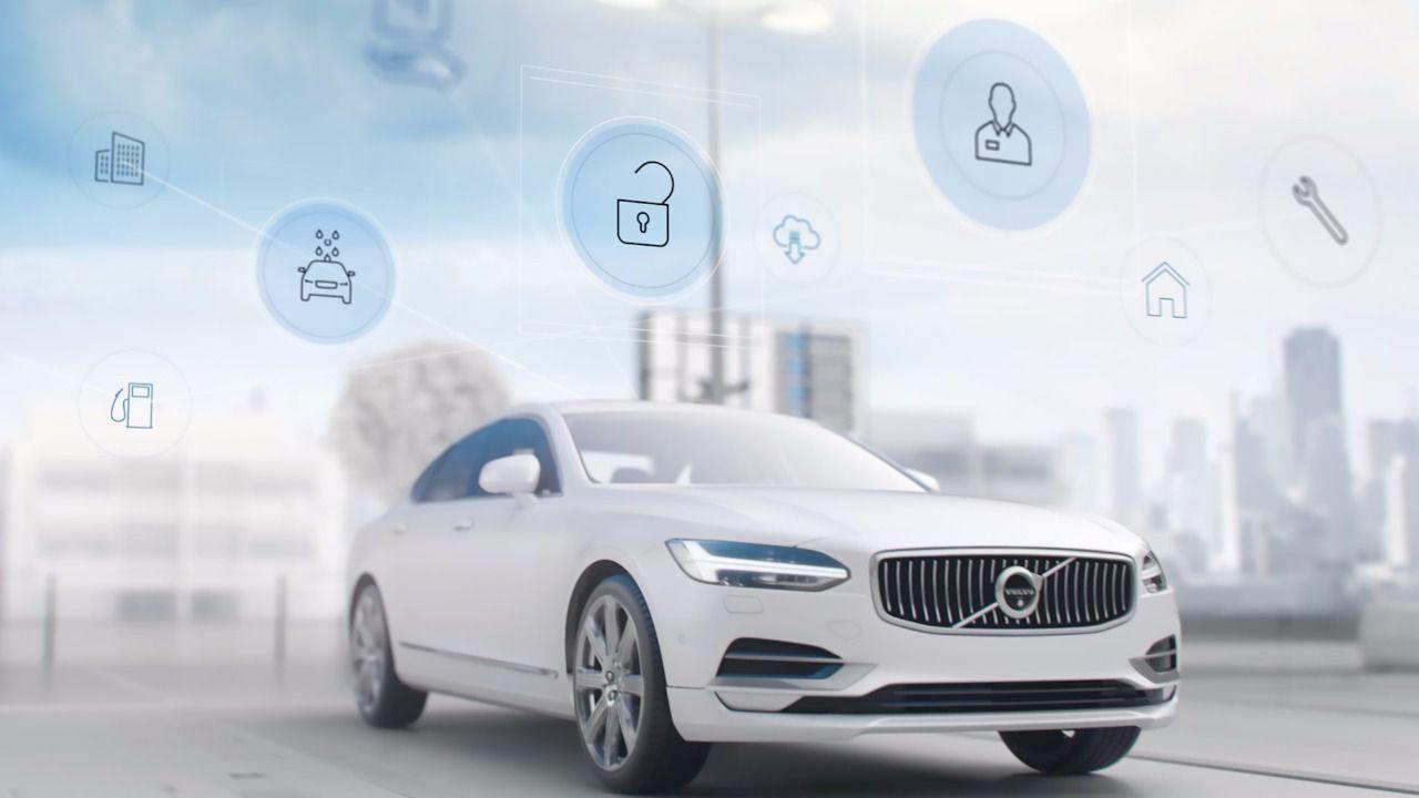 Motor. Volvo quiere facilitar la vida a sus clientes con la app de asistencia personal