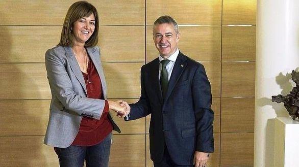 El PSE, dispuesto a aceptar el derecho a decidir, la consideración del País Vasco como nación y un nuevo Estatuto