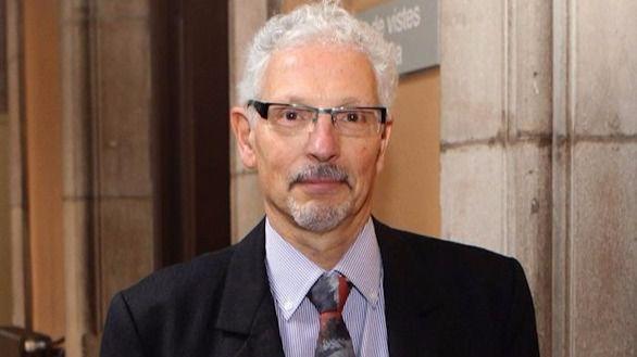 El Supremo confirma la suspensión del juez Santiago Vidal