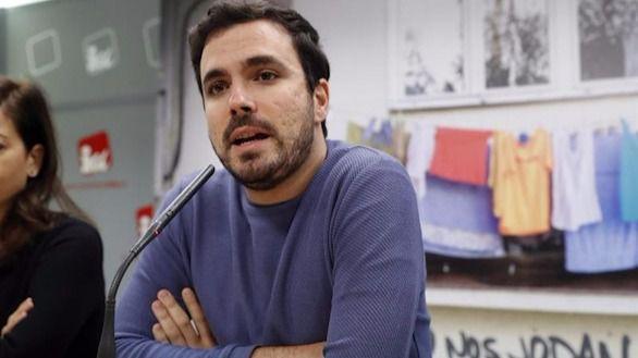 Garzón, decidido a enterrar el histórico Partido Comunista