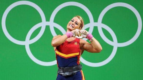 Lydia Valentín acaricia el oro de Londres 2012 por el dopaje de sus rivales