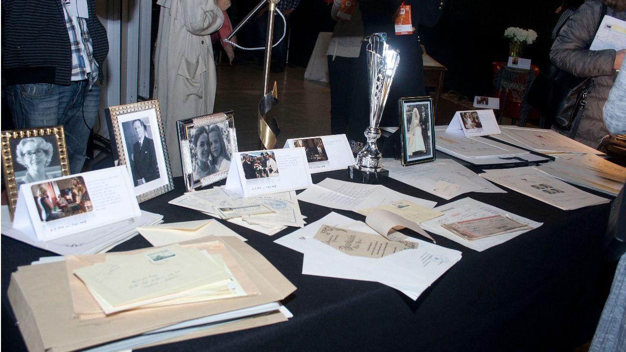 Los recuerdos de Galerías Velvet, a la venta para luchar contra el cáncer