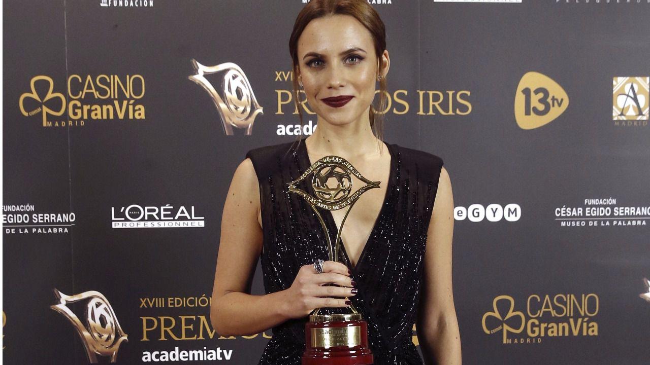 El Ministerio del Tiempo, gran triunfadora de los Premios Iris