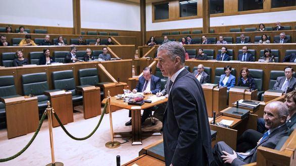 Urkullu, reelegido lendakari con los votos de PNV y PSE