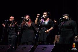 Black Heritage Group, tributo a Aretha Franklin