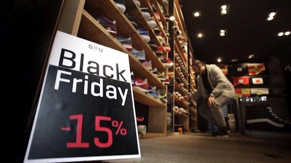 El Black Friday espera hacer repuntar las ventas un 29 por ciento