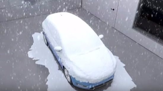 Motor. Ford simula condiciones extremas en su 'fábrica climática'