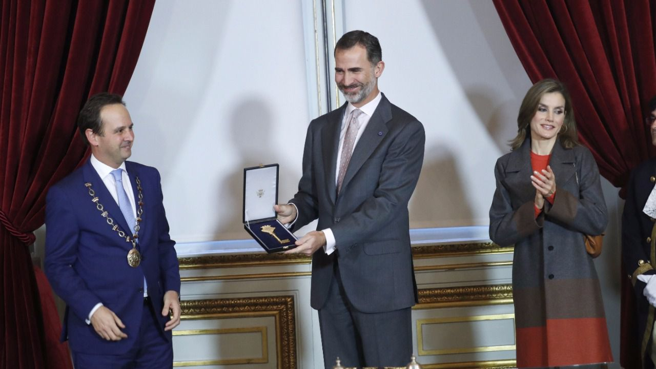 El Rey destaca la relacion estratégica entre Portugal y España para el proyecto de Europa