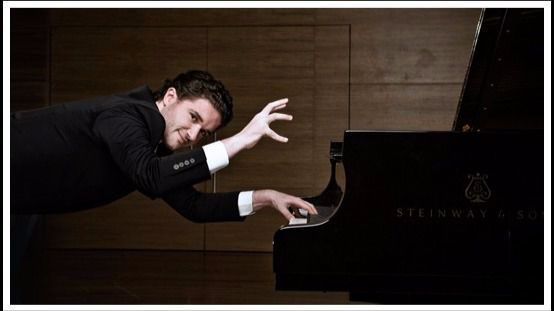 El pianista Eduardo Fernández