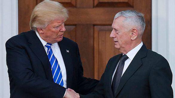 'Perro Loco', el militar a quien Trump ha entregado el Pentágono