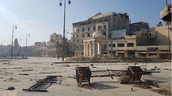Ofensiva sobre Alepo: el ejército sirio controla la parte oriental