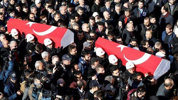 Ankara detiene a 118 militantes prokurdos tras el atentado