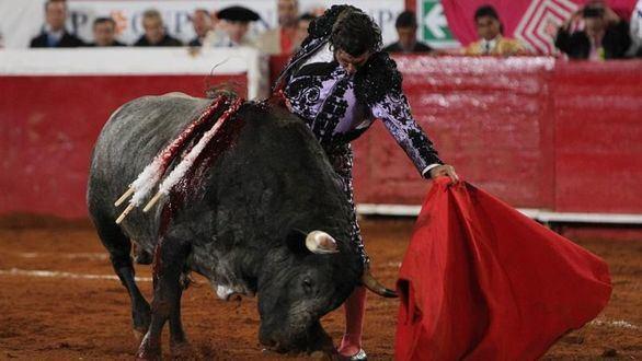 El toro en México. En la Feria Morena, Morante en morantísimo