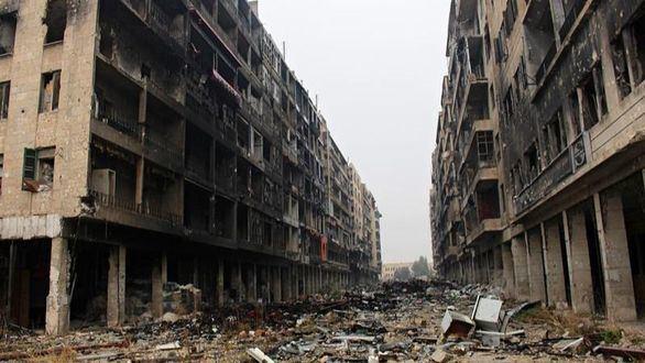 Los rebeldes lanzan cohetes contra las fuerzas sirias en Alepo