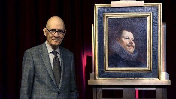 'Retrato de Felipe III': el Prado recibe la donación de un Velázquez inédito