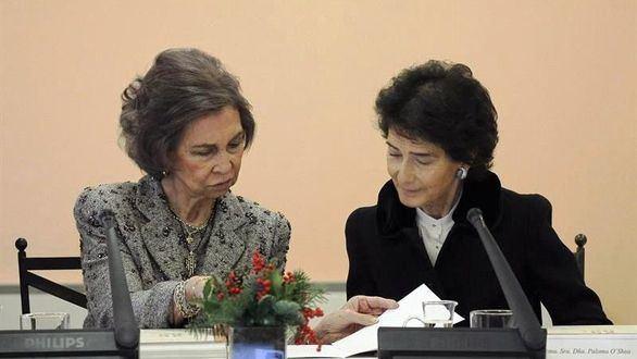 Doña Sofía preside el Patronato de la Escuela de Música Reina Sofía