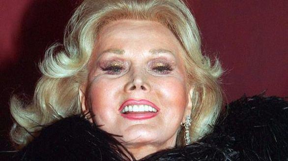Hollywood llora a Zsa Zsa Gabor: la actriz fallece a los 99 años