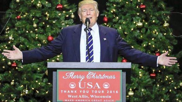 Confirmado: Trump ganó el 8N y enfila hacia la Casa Blanca