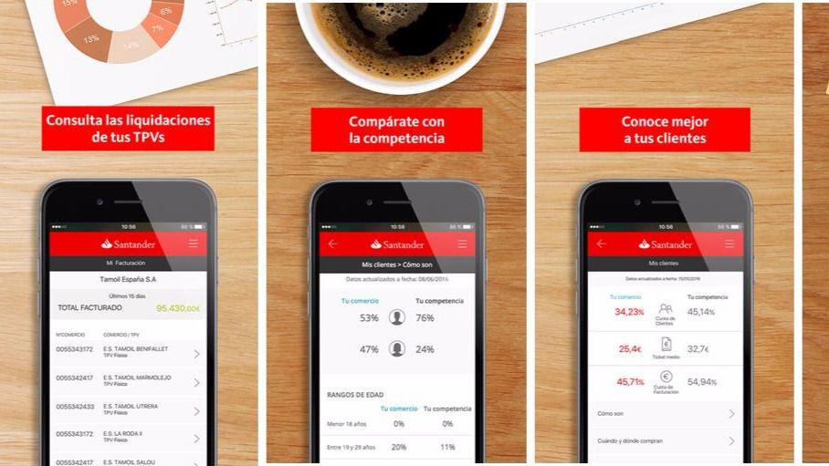 Santander pone el Big Data al servicio de los clientes con TPV