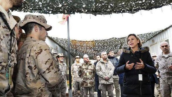 El Parlamento autoriza el envío de 150 militares a Irak