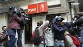 Ni el Gordo es bálsamo en Ferraz: quejas por la Lotería que no se repartió