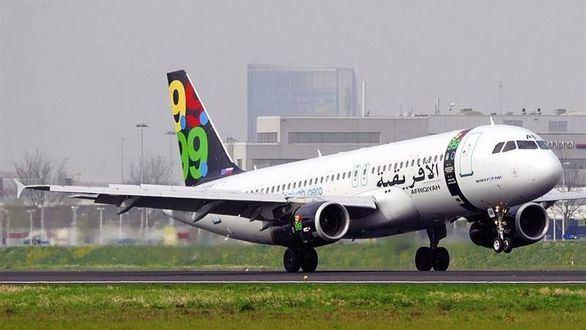 Libres todos los pasajeros del avión libio secuestrado y desviado a Malta