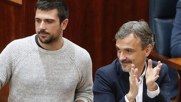 El ex portavoz de Podemos en Madrid denuncia los malos modos de su destitución
