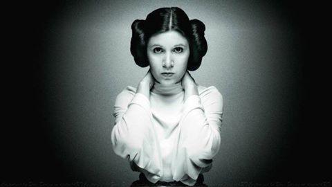 Fallece a los 60 años Carrie Fisher, la mítica intérprete de la Princesa Leia