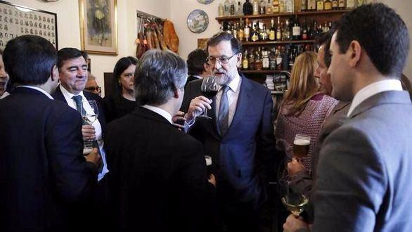 Rajoy cierra el año