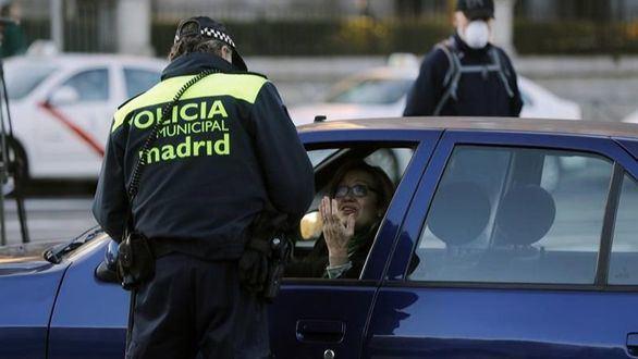 Madrid multa este jueves a los vehículos con matrícula par