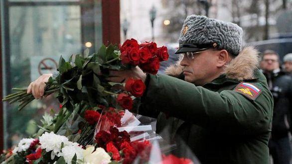 Rusia no descarta un atentado terrorista en el avión militar