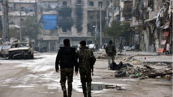 Entra en vigor la tregua entre el Gobierno sirio y los rebeldes