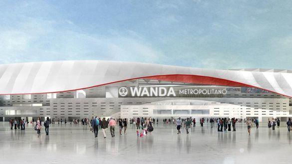 El nuevo Estadio Metropolitano tendrá parada de metro a su nombre