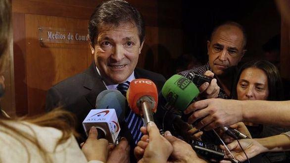 Javier Fernández, partidario de la estabilidad institucional