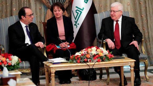 La insurgencia iraquí recibe a Hollande con un nuevo atentado