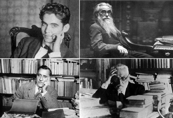 Lorca, Valle-Inclán, Ramiro de Maeztu o Unamuno pasan a dominio público