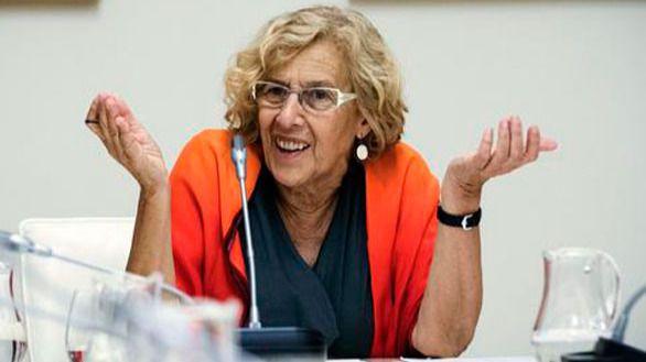 Carmena, dispuesta a peatonalizar la Gran Vía en esta legislatura