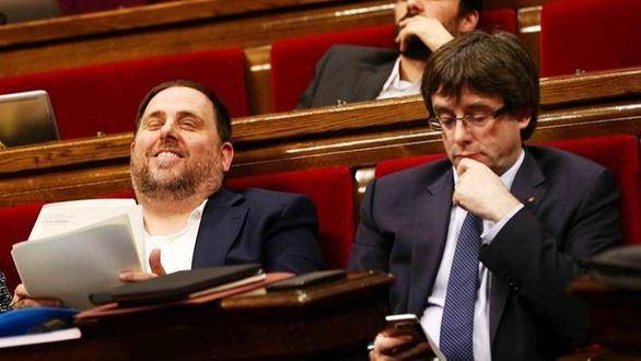 Puigdemont asegura que el año que viene no será 'president'