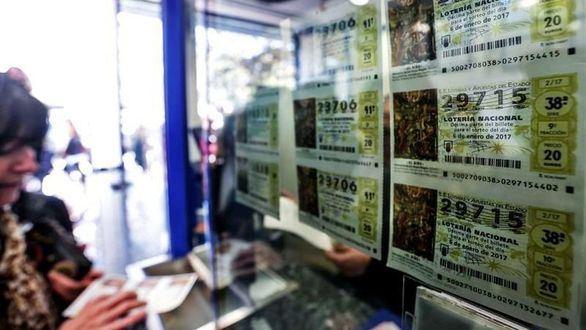 El Niño reparte 630 millones de euros en premios