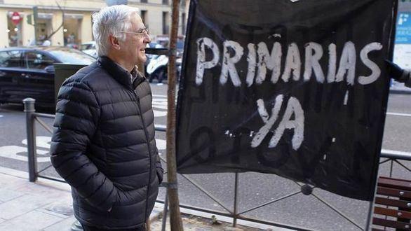 El Comité Federal 'oficializa' la ruptura en el PSOE