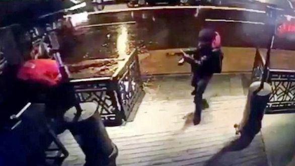 Detenido el presunto autor del atentado de Nochevieja en Estambul