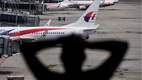 Suspendida la búsqueda del avión malasio desaparecido en 2014