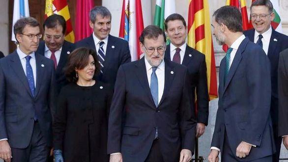 Rajoy, a las CCAA: