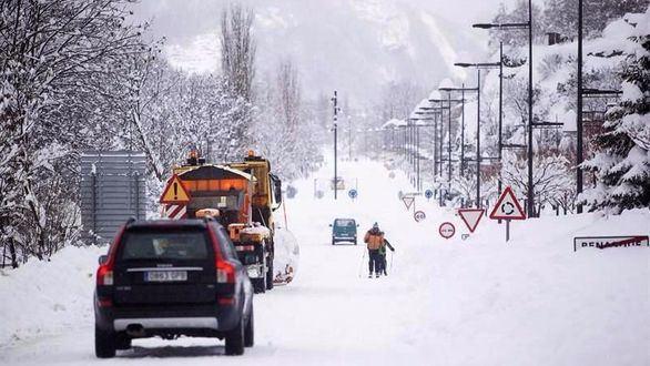 España, bajo una ola de frío polar: la sensación térmica se desploma hasta los -30º
