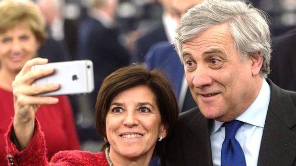 El italiano Antonio Tajani, nuevo presidente de la Eurocámara
