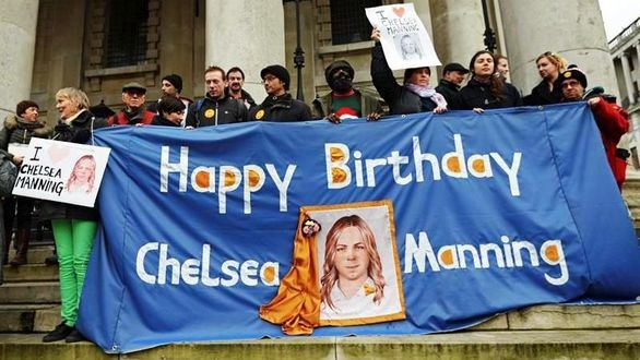 Obama perdona la pena a Chelsea Manning, fuente de WikiLeaks