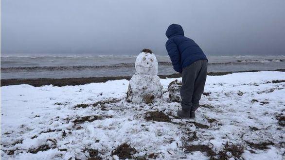 Ola de frío: todas las comunidades en alerta excepto Canarias